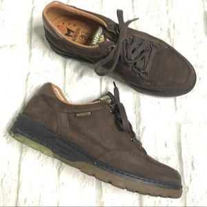 Mephisto Air Bag System suede shoes